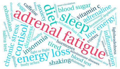 Adrenal Fatigue:  A Journey from Stress on to Healing in Mind-Body-Spirit